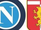 Napoli Genoa azzurri cerca della 21esima vittoria Paolo contro Grifoni