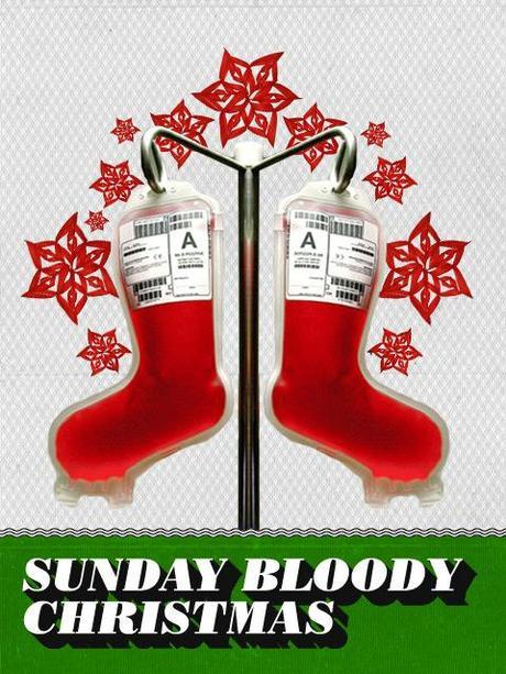 Sunday Bloody Christmas – Natale all'Eternit