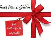 Christmas guide: Tablescape etiquette