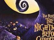 Nightmare before Christmas Henry Selick Burton. know stories rhymes