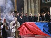 potenti mondo funerali Praga Havel
