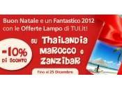 Tui.it: sconto Zanzibar, Thailandia Marocco.