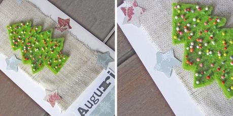Tutorial Biglietti Di Natale.Tutorial Biglietto Di Natale Fai Da Te Paperblog