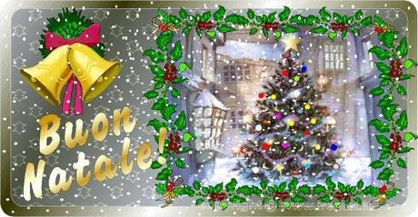 Buon Natale Buon Natale Canzone.Auguri Di Buon Natale Da La Finestra Di Stefania Con Le Canzoni Piu