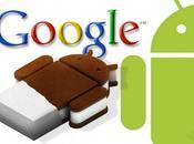 Cream Sandwich Android arriverà Galaxy I9000 P1000