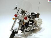 Harley-Davidson 1200 Police Bike 1973 Sennake (Tamiya)