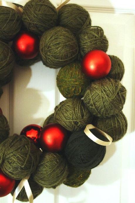 Sul blog digsdigs tante idee originali e patterns nelle - Idee decorative per natale ...