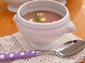 Zuppetta Cabernet Sauvignon crostini speziati
