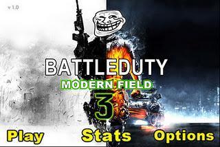 Battleduty Modernfield 3, assurda parodia al prezzo di un caffè