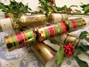 I Christmas Cracker