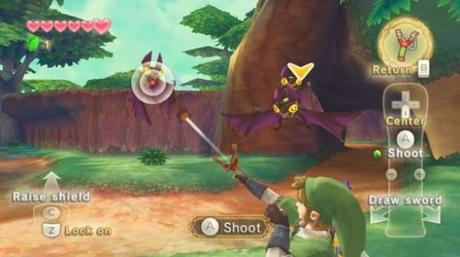 The Legend of Zelda: Skyward Sword, la patch correttiva arriva in Europa