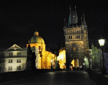 Postcards from Prague.