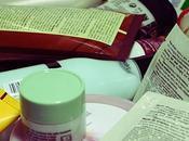 peso groppone: riciclare creme corpo,lozioni latte idratante.