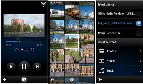 Download Ultima versione Nokia Play To DLNA per smartphone Nokia Symbian Belle