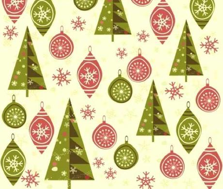 EVERGREEN HOLIDAYS PATTERNS DAL SITO DI SPOONFLOWER