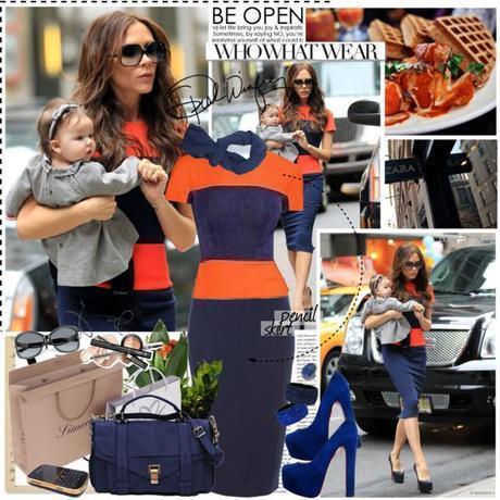 Star Style: Victoria Beckham.