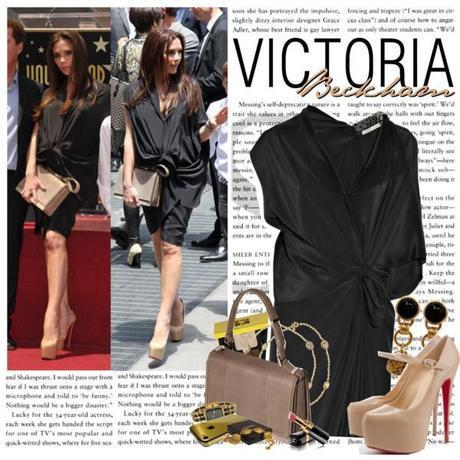 1275. Celeb Style : Victoria Beckham (24.05.2011)