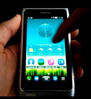 SPB Shell 3D v1.2 con supporto a Symbian Belle