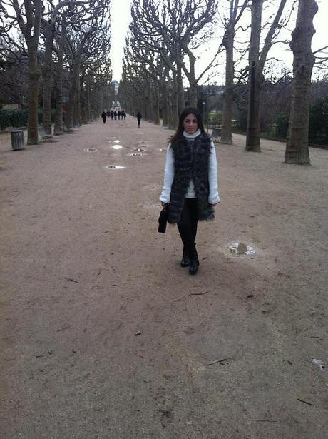 My Christmas holidays in Paris (II part.)