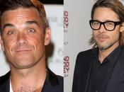 Brad Pitt sogno proibito .... Robbie Williams