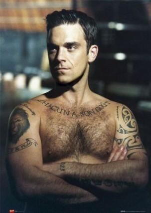 Robbie Williams: Sesso gay con Brad Pitt. Perchè no ...