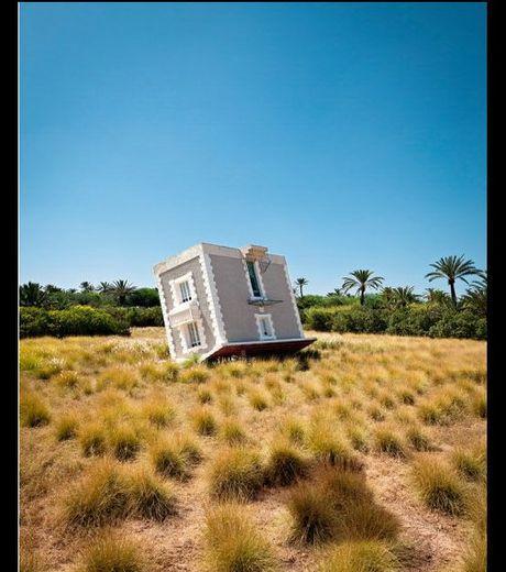 Marrakech una casa al contrario paperblog - Casa al contrario ...
