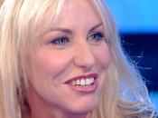 Antonella Clerici intervistata Domenica Lorella Cuccarini.