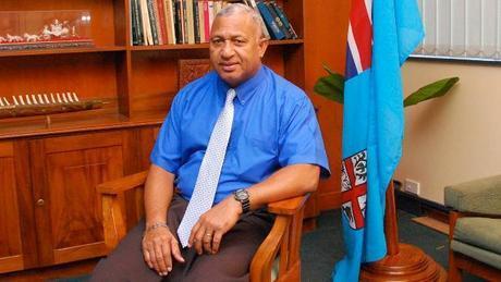 Frank Voreqe Bainimarama - Il Commodoro delle Fiji
