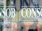 Consob: ...sette autorizzate