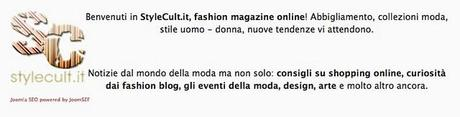 StyleCult.it il magazine di moda online, si rifà il look