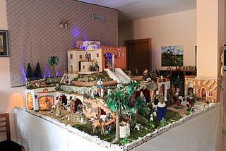 La tradizione del presepe con i re magi vive il suo - Presepi fatti in casa ...