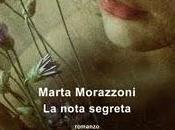 "Marta Morazzoni nota Segreta""."