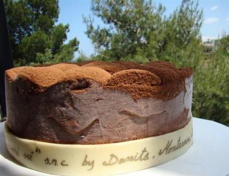Semifreddo di Tiramisù croccante di Montersino