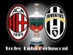 Trofeo Berlusconi: Storia Albo d'oro