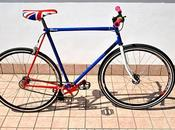 Union jack Polo Bike