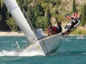 L'italiano asso apre eventi della centomiglia vela lago garda
