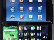 Samsung Galaxy Tab: confronto iPad