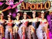 APOLLO, CIRCUS VARIETè torna circo grande stile