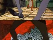 Rotoscopia: esempio Walt Disney