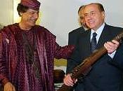 Gheddafi: poker