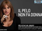 "pelo donna- Pelliccia? grazie"" Vladimir Luxuria Animalisti Italiani Onlus"