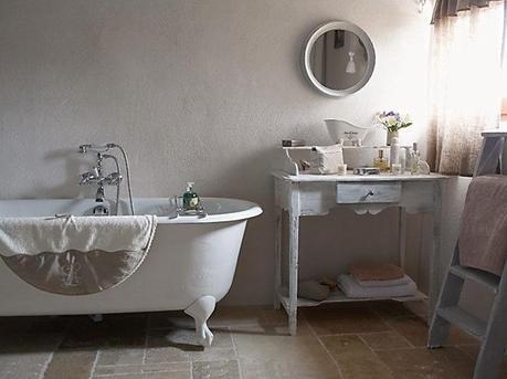 Stile francese una casa da visitare paperblog - Vasca da bagno in francese ...
