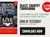 "Black Country Communion- ""Live Over Europe"" prevendita settembre. Trailer."