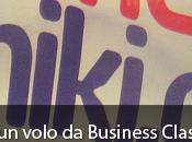 Roma Vienna NikiFly volo Business Class