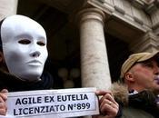 EUTELIA: vince Della Francesca. AGILE: perdono lavoratori