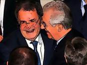 Mario Monti Romano Prodi, guastatori dell'Italia, senza scrupoli Banche
