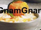 Crema riso mandarino