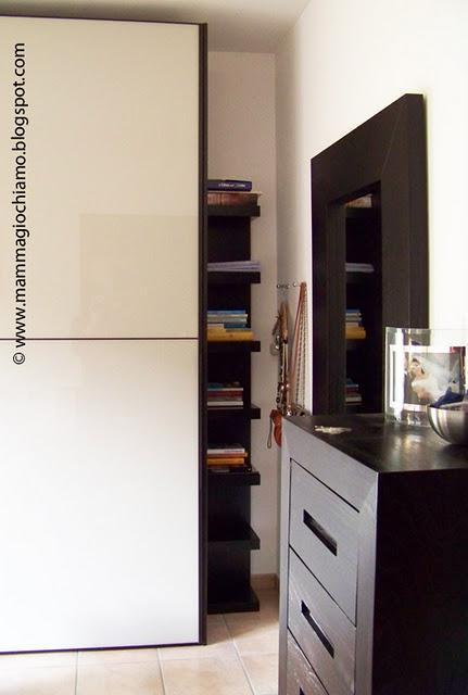 Casa organizzata una libreria ad angolo in 40 cm paperblog - Ikea lack scaffale ...
