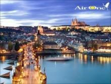 San Valentino: volo e week end di 3 giorni a Praga 66€