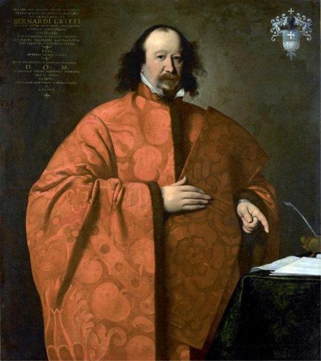 Carlo Ceresa, Ritratto del pro-prefetto di Bergamo Bernardo Gritti, Amsterdam, Rijksmuseum © Rijksmuseum Amsterdam